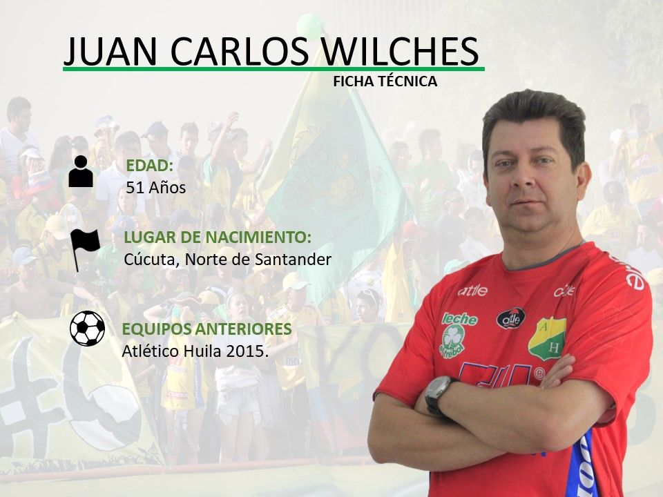 Juan Carlos Wilches